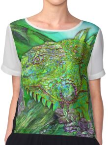 Iguana Cool Chiffon Top