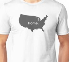 USA Home Unisex T-Shirt