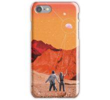Mars Holidays iPhone Case/Skin