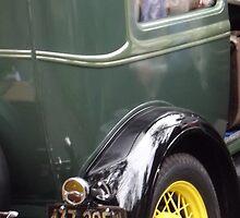 Oldtimer Ford 1940 by DarkMina