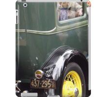Oldtimer Ford 1940 iPad Case/Skin