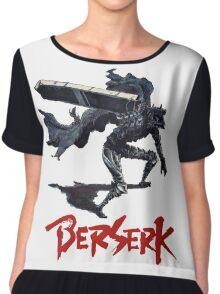 Berserk - Guts Chiffon Top