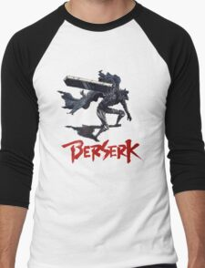 Berserk - Guts Men's Baseball ¾ T-Shirt