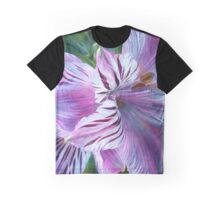 Lily Moods - Purple Graphic T-Shirt