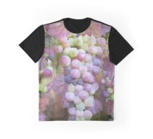 Grapes Of Many Colors Graphic T-Shirt