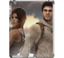 Adventurers iPad Case/Skin