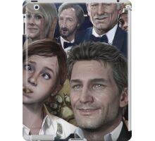 ND selfie iPad Case/Skin