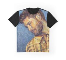Gogh-Style Jensen Graphic T-Shirt