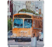 San Francisco Culture Bus iPad Case/Skin