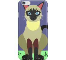 You looking at me? iPhone Case/Skin