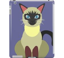 You looking at me? iPad Case/Skin