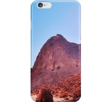 Valley of the moon iPhone Case/Skin