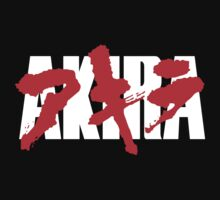 Akira v2 One Piece - Short Sleeve