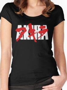 Akira v2 Women's Fitted Scoop T-Shirt