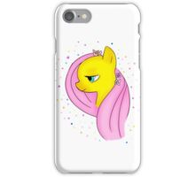 Fluttershy cutie iPhone Case/Skin