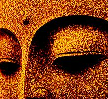 BUDDHA GOLD by webgrrl