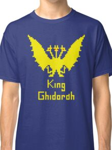 King Ghidorah Pixel Classic T-Shirt