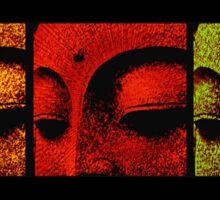 buddha moods Sticker