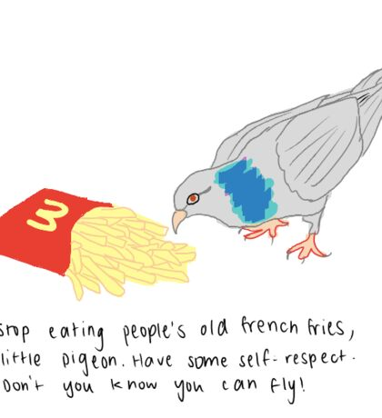 Little Pigeon  Sticker