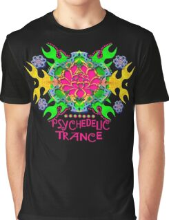 PSYCHEDELIC TRANCE Graphic T-Shirt