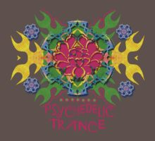 PSYCHEDELIC TRANCE One Piece - Short Sleeve