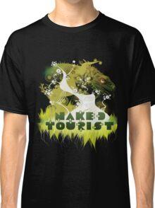 NAKED TOURIST IGUANA Classic T-Shirt