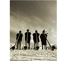 Mountain music Photographic Print