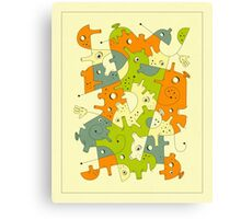 INNER-FORMATIONS (5) Canvas Print