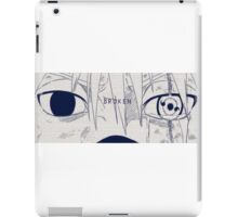 Kakashi's eyes iPad Case/Skin