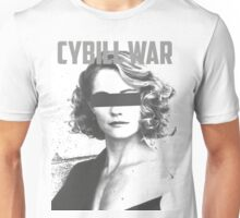 Cybill War Unisex T-Shirt