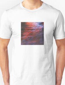Citylights: Hong Kong Harbour #7 - LEFT - Triptychon Unisex T-Shirt