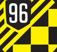 Columbus Crew Soccer Club Sticker