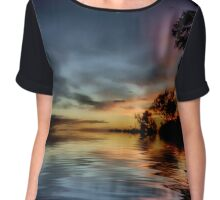 photoart - skyscapes Chiffon Top