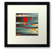 Metal Mania - No.5 Framed Print