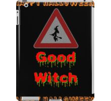 Good Witch iPad Case/Skin