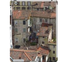 Tiles and Windows, Lucca  iPad Case/Skin