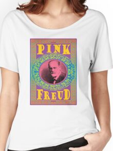 FREUD Women's Relaxed Fit T-Shirt