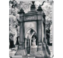 The Crypt at Woodlawn iPad Case/Skin