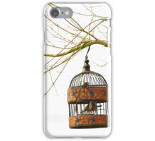 hanging loose iPhone Case/Skin