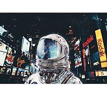 Night Life Photographic Print