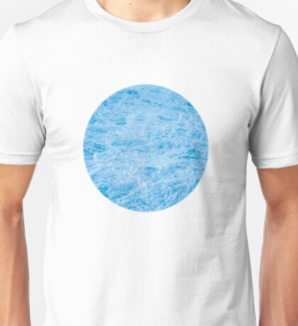 Sea White Unisex T-Shirt