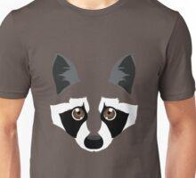 RacoonFace Unisex T-Shirt