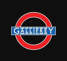 London Underground Gallifrey Unisex T-Shirt