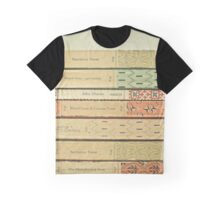 The Book Collection Graphic T-Shirt