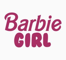 Barbie Girl One Piece - Short Sleeve