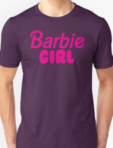 Barbie Girl Unisex T-Shirt
