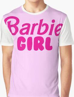 Barbie Girl Graphic T-Shirt