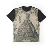 Marie Antoinette Graphic T-Shirt