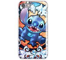 Funny Stitch Smile iPhone Case/Skin
