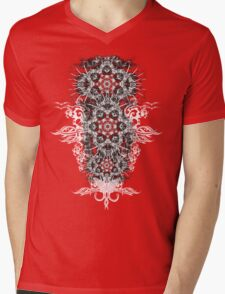 intrakizi Mens V-Neck T-Shirt
